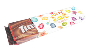 Watercolour Eggs Personalised Packet Of TimTams TM