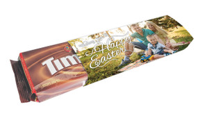 A Happy Easter With Photo Personalised Packet Of TimTams TM