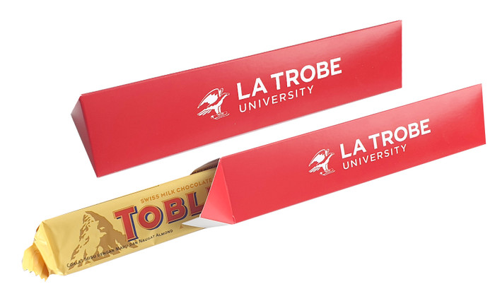 Personalised Toblerone Bar In A Box