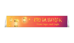 Early Sunrise Toblerone Eid Mubarak Chocolates