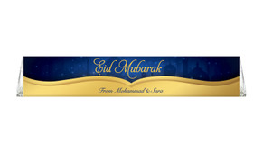 Gold City Toblerone Eid Mubarak Chocolates