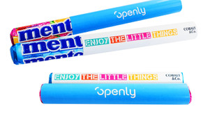 Personalised Mentos 37g - Choice Of Flavours