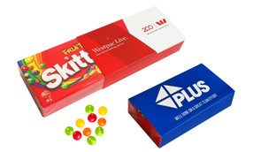 Skittles TM With Personalised Sleeve