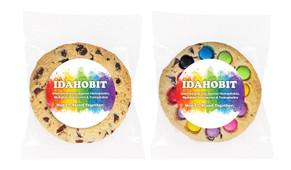 IDAHOBIT Custom Giant Choc-Chip Cookie 80g