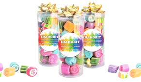 IDAHOBIT Personalised Assorted Rock Candy Tubes