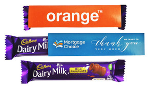 Personalised Cadbury TM 50g Milk Chocolate Bar