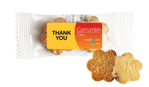 Bite-Size Personalised Cookie Duo Pack 10g