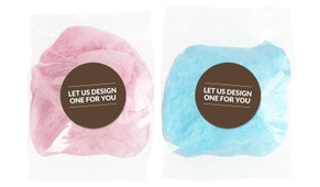 Let Us Design For You Personalised Bags Of Fairy Floss