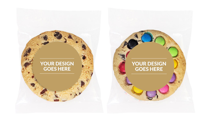 Use Your Own Completed Design Cookies