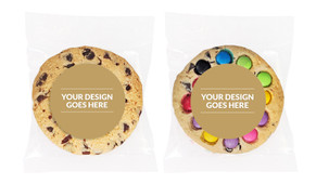 Use Your Own Completed Design Giant Cookies