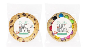 Little Critters Baby Shower Giant Cookie