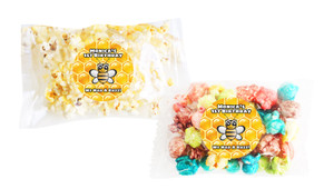 Bumble Bee Popcorn Bags With Personalisation