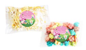 Fairy Garden Popcorn Bags With Personalisation