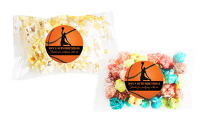 Basketball Birthday Popcorn Bags With Personalisation