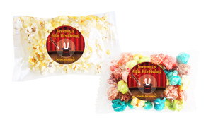 Magician Popcorn Bags With Personalisation