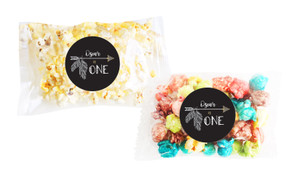 Boho Arrow Popcorn Bags With Personalisation