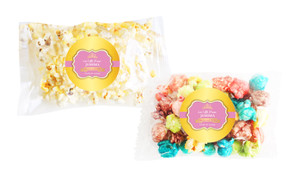 Little Princess Popcorn Bags With Personalisation