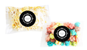 Baroque Square Popcorn Bag With Personalisation