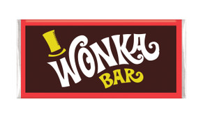 Wonka Bar With Original Golden Ticket