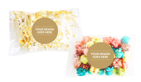 Use Your Own Design Popcorn Bag With Personalisation