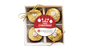 Corporate Christmas Ferrero Rocher Gift Box