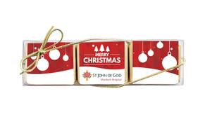 Corporate Christmas Mini Chocolate Trio Favour