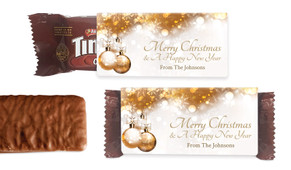 Bronzed Baubles Individual TimTam TM (Box Of 150)