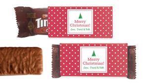 Red Polkadot Individual TimTam TM (Box Of 150)