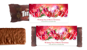 Gifts In The Snow Individual TimTam TM (Box Of 150)