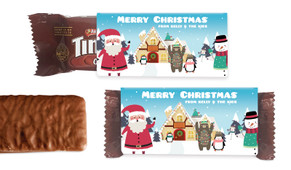 At The North Pole Individual TimTam TM (Box Of 150)
