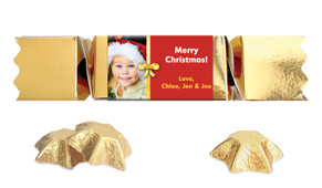 Add A Photo Personalised Christmas Bon Bon
