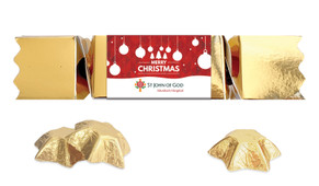 Corporate Personalised Christmas Bon Bon
