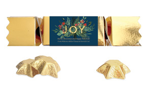 Joy Personalised Christmas Bon Bon