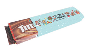 Sloths Christmas Customised Packet Of TimTams TM