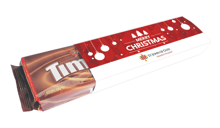 Corporate Personalised Pack Of TimTams TM