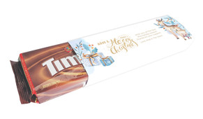 Deer Watercolour Personalised Pack Of TimTams TM