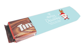 Piggy Back Personalised Pack Of TimTams TM