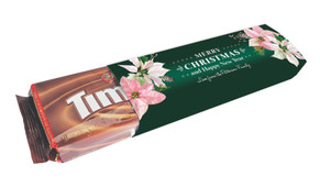 Pink On Green Personalised Pack Of TimTams TM