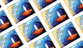 Vibrant Diwali Personalised Mini Chocolates