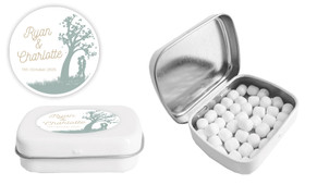 Proposal Wedding Personalised Mint Tin