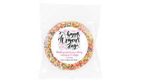 Insignia Personalised Womens Day Giant Chocolate Freckle