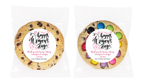 Insignia International Womens Day Personalised Cookie