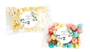 Eucalyptus Personalised Popcorn Bag