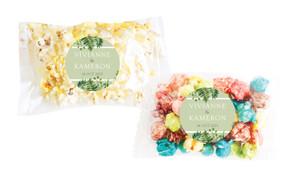Forest Frame Personalised Popcorn Bag