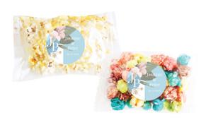 Spring Monogram Personalised Popcorn Bag