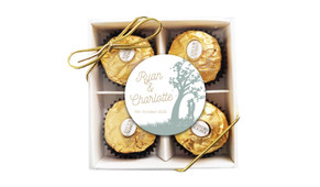 Proposal Personalised Ferrero Rocher Gift Box