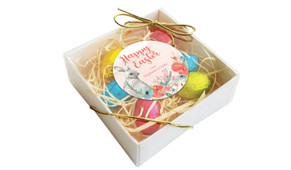Floral Corners Personalised Easter Egg Nest Box