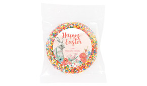 Floral Corners Personalised Easter Giant Chocolate Freckles