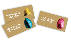 Use Your Own Design Easter Egg Card
