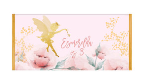 Little Fairy Personalised Chocolate Bars - Australia's #1 Kids Party Supplies
